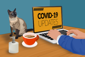 COVID-19 Update on government emergency orders