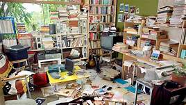 The danger of clutter