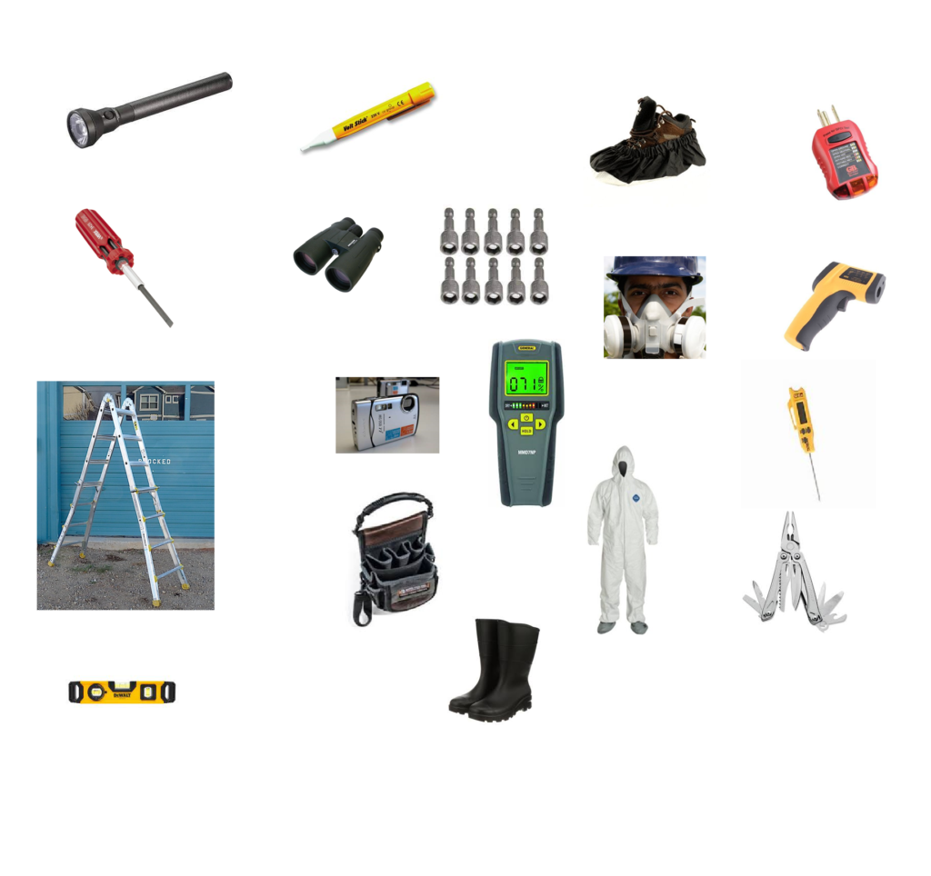 Home Inspector Tools